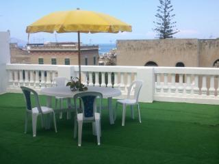 La grande terrazza ab 460, Canneto di Lipari
