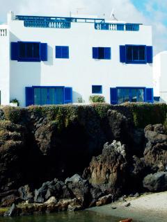 Fachada Casa Azul