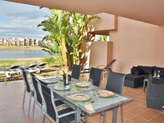 Ground Flr, 2 Bed 2 Bath Apartment, 5* Mar Menor