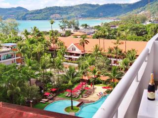 Full Seaview, 2 bedroom Apartment. Best location!, Patong
