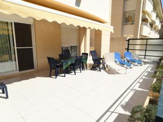 Golden Beach 1, 120m2 terrace, WIFI, Arenal, Javea