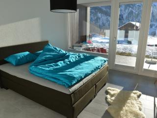 Holiday Apartment with Sun Terrace, Disentis