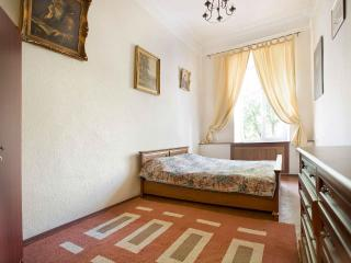 3 bedr. apartment in the heart of Saint-Petersburg, San Petersburgo