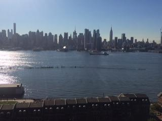 Great Studio 15 minutes from Manhattan, Weehawken