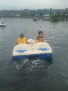 paddle boat rentalss