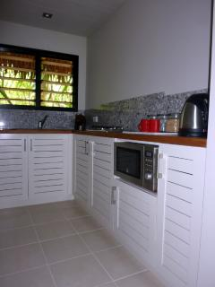 Kitchen with all facilities.