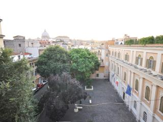 Le Vaschette front Vatican St Peter, Rome