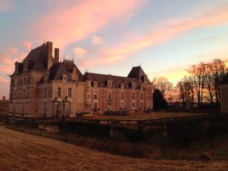 Chateau de Jalesnes 'Bibliotheque'