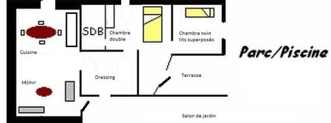 Plan Le Chalet