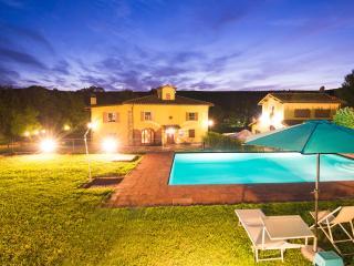 Villa il fossatino, Terranuova Bracciolini