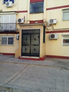 fachada del apartamento