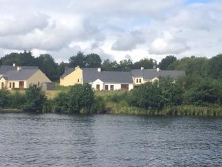 Loch shore cottage