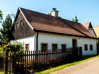 Cottage Barborka Broumov and Adrspach region