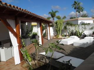 Private Garden Bungalow, Playa del Inglés