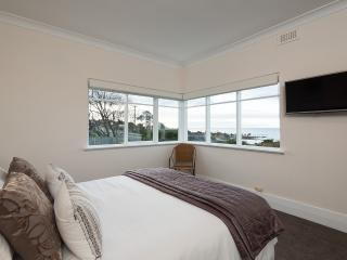 Bedroom No.1 with views of sunrise