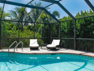 fantastic house with big pool close to the beach, Bonita Springs