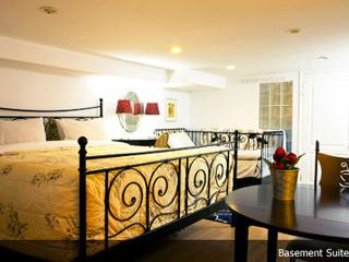 Sweetheart Bed and Breakfast  (Basement Suite)