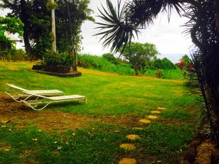 Serenity Studio with Ocean View, Honokaa
