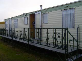 static caravan/mobile holiday home, Ingoldmells