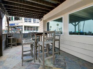 OB Pier #1 - Dog-friendly, waterfront duplex with beach access & private patio!