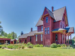 Historic Gothic-style home w/ antiques & charm, pets OK!, Goldendale
