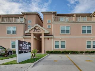 Quiet, upscale condo w/shared pool, hot tub, & picnic area - dogs welcome!, South Padre Island