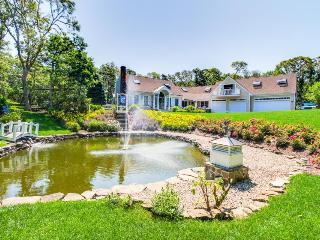 Quiet, luxury retreat surrounded by serene gardens and landscaping, Chatham