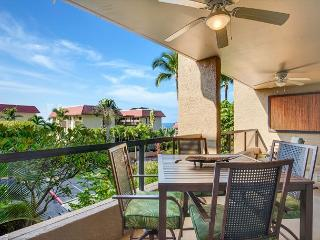 AC Included, Beautifully Updated with Ocean Views! Kona Pacific D524, Kailua-Kona