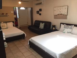 BIG STUDIO SLEEP 6/Steps from Beach min frm Airpt, Isla Verde
