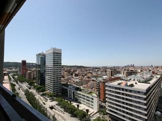 Torre luxe Plaza España, Barcelona