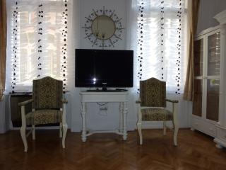 2 bedroom apartment in Central Budapest with WIFI