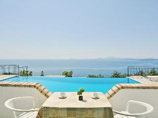 Antonis Apartment with pool and panoramic views, Barbati