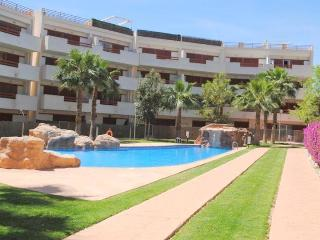 Playa Flamenca Apartment, shared Pools, Golf nearby, Ground Floor, South facing
