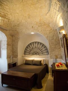 Main bedroom complety in trulli