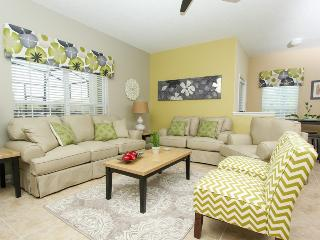 Luxury 5bd villa in Paradise Palms resort near Disney (PP147)