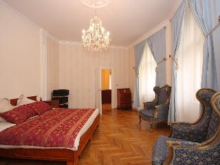 A bit of old-style luxury with the new in Prague