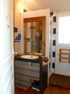 Salle de bain - le Claidoux