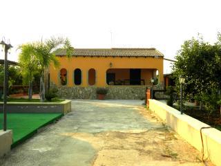 Villa Salvina tra mare e collina, Cassibile