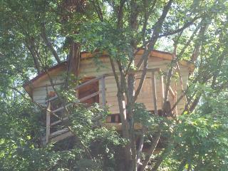 cabane dans les arbres, Voulangis