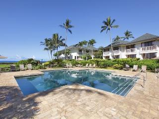 Poipu Kapili 20 - Top Floor Oceanfront One Bedroom Condo with Pool