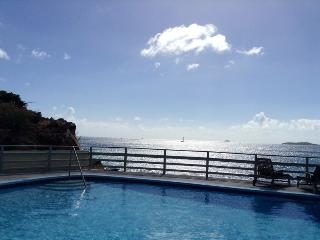 Oceanfront condo fully remodeled