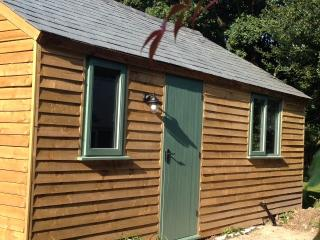 Stylish & newly refurbished lodge in Lymington