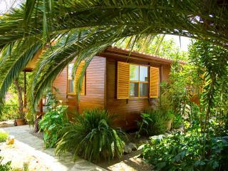 Komfortabler 3-Zi-Bungalow in mediterranem Garten