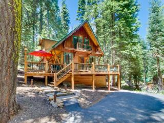 Gorgeous, dog-friendly lodge w/ loft, near beach & skiing!, Homewood