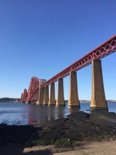 Edinburgh's Forth Rail Bridge