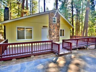 Twain Harte Vacation Rentals & Dodge Ridge Ski Area Resort Lodging