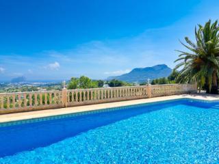 Villa Montemar en Benissa,Alicante para 12 personas