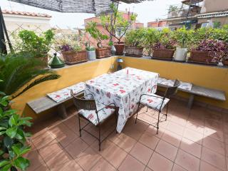 Flower Penthouse very close to Trastevere