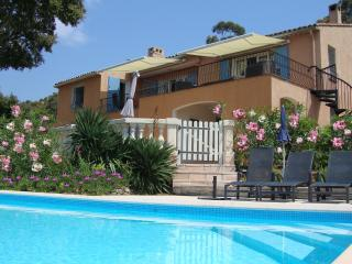 Luxury Villa, private pool, magnificent views, gym, Sainte-Maxime