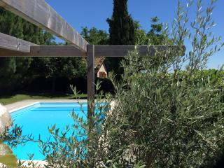 House with pool near Toulouse sleeps 4